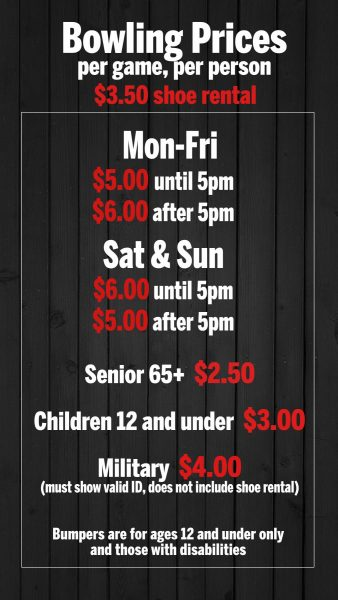 Bowling Prices 04.28